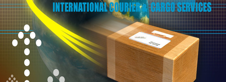 international Courier and Cargo Services from India